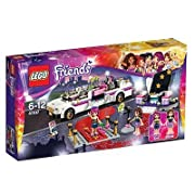 LEGO Friends 41107 Pop Star Limo Set New In Box Sealed #41107