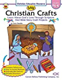 img - for Easy Christian Crafts, Grades PK - K: Learn About God s Love Through Scripture and Bible Story Craft Projects (Christian Education Resource) book / textbook / text book