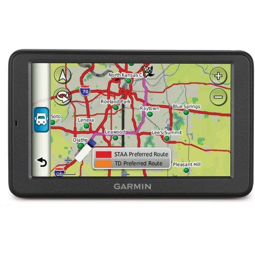 Garmin dezl 560LMT 5-Inch Widescreen Bluetooth Portable Trucking GPS Navigator with Lifetime Map & Traffic Updates
