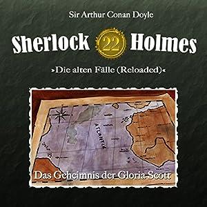 Das Geheimnis der Gloria Scott (Sherlock Holmes - Die alten Fälle 22 [Reloaded]) Hörspiel