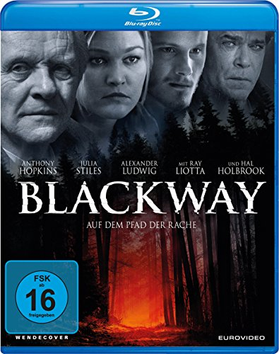 Blackway - Auf dem Pfad der Rache [Blu-ray]