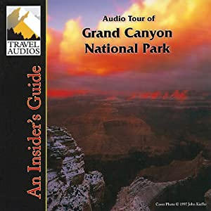 Grand Canyon National Park, Audio Tour Audiobook