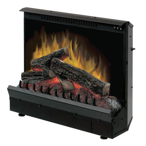 Dimplex DFI2309 Electric Fireplace Insert Heater, Black