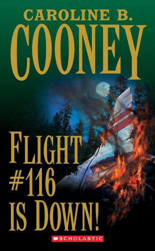 Cover of Flight #116 Is Down! (Point)