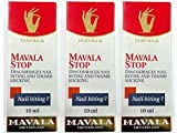 Mavala Stop Discourages Nail Biting and Thumb Sucking 0.3oz/10ml - Best Value 3 Pack! by Mavala
