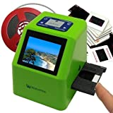 Wolverine F2D Super 20MP 4-In-1 Film to Digital Converter, Convert 35mm, 126, 110 and Super 8 into digital in seconds.