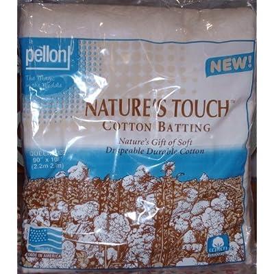 Nature S Touch  Cotton Batting