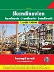 Freytag Berndt Autoatlanten, Skandina...