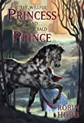 The Willful Princess and the Piebald Prince by Robin Hobb cover image