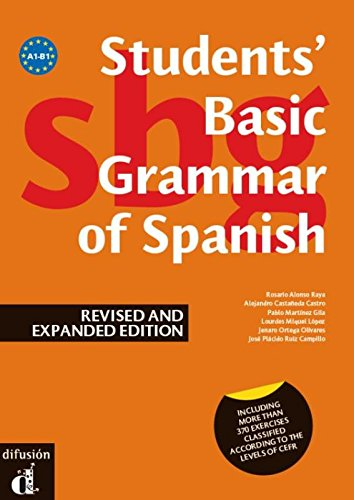 Students' Basic Grammar Of Spanish (a1/b1) (Ele - Texto Español)