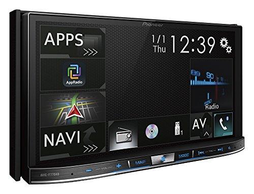 Pioneer AVIC-F77DAB - Sistema de navegación GPS 2 DIN con pantalla capacitiva...