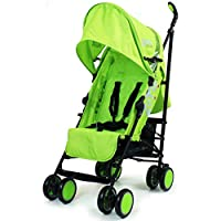 Zeta Citi Stroller Buggy Pushchair - Lime from Baby Travel