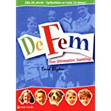 "De Fem - Den Ultimative Samling [5 DVDs] [D�nemark Import]von ""Jemima Rooper"""
