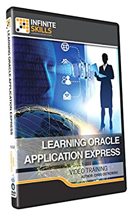 Learning Oracle Application Express - Training DVD