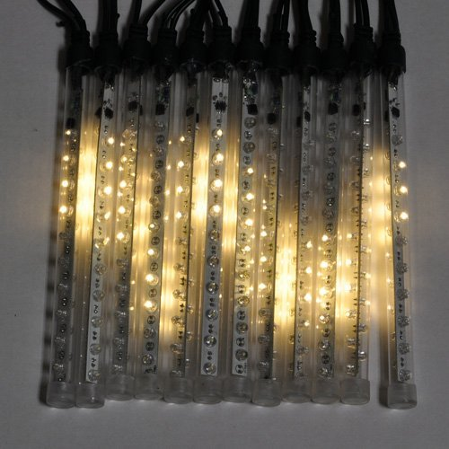LEDwholesalers LED Mini Snowfall Light Tubes,