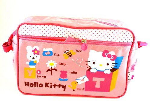 Pink Hello Kitty Shoulder Camera Messanger Bag