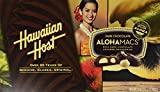 Hawaiian Host Alohamacs Dark Chocolate Macadamia Nuts 6oz Box