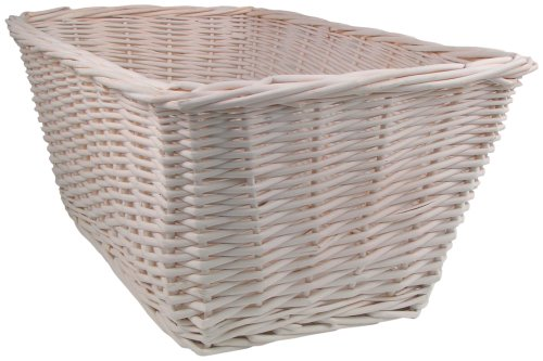For Sale! Lambs & Ivy Basket, White