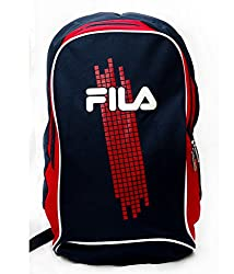 Fila TopHam Backpack (Peacoat Red)