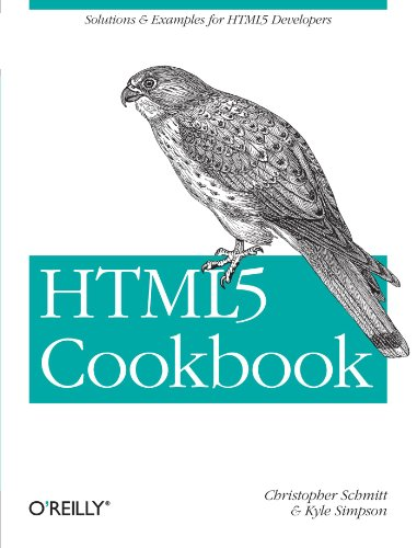 HTML5 Cookbook  1449396798 pdf