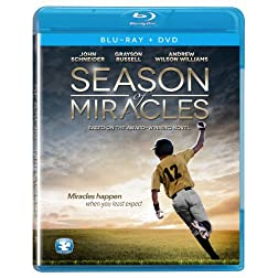 Season of Miracles (DVD + Blu-Ray COMBO)