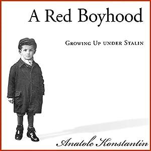 A Red Boyhood Audiobook