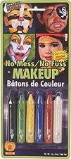 Rubies No-Mess Make Up Crayons 6-Color