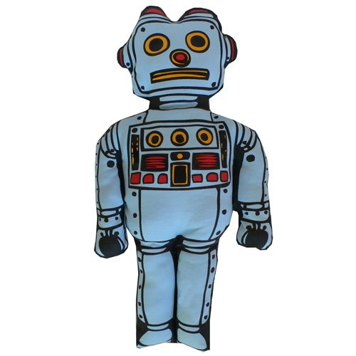 retro-robot-plush-doll-handmade