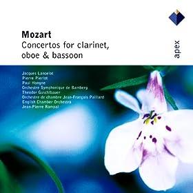 Clarinet Concerto in A major K622 : III Rondo