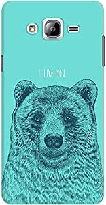 galaxy on5 back case cover ,Bear Designer galaxy on5 hard back case cover. Slim light weight polycarbonate case with [ 3 Years WARRANTY ] Protects from scratch and Bumps & Drops.
