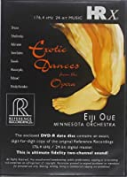 エキゾティック・ダンス・フロム・オペラ (EXOTIC DANCES FROM THE OPERA / EIJI OUE and the MINNESOTA ORCHESTRA) (for PC-Audio) from USA]
