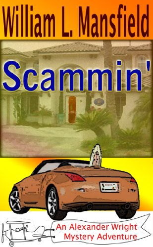 Scammin' by William L. Mansfield ebook deal