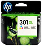 HP 301XL High Yield Colour Ink Cartridge