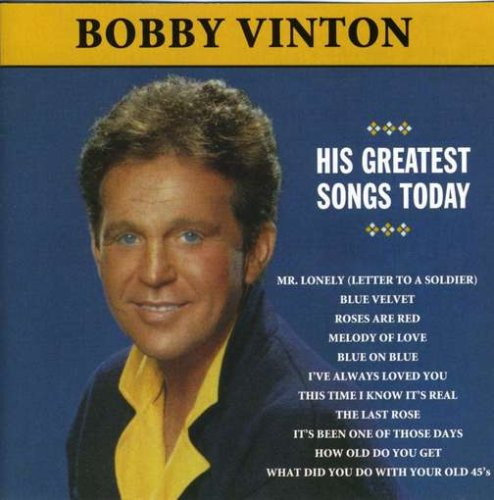 Bobby Vinton - Mr. Lonely  Country Boy - Zortam Music