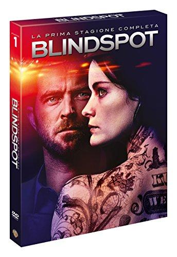blindspot - season 01 (5 dvd) box set DVD Italian Import