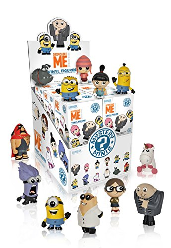 Funko Mystery Minis: Despicable Me Blind Box Figure - 1