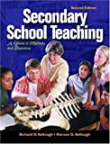 img - for Secondary School Teaching: A Guide to Methods and Resources (2nd Edition) by Richard D. Kellough (2002-05-23) book / textbook / text book