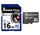 16GB Micro SDHC Class 4 Memory CARD FOR Panasonic Lumix DMC-FZ8 Digital Camera SD Secure Digital Card