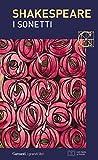 img - for I sonetti. Con testo a fronte (Garzanti Grandi Libri) (Italian Edition) book / textbook / text book