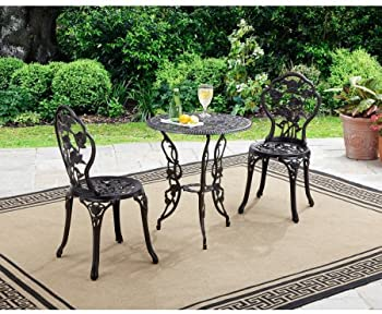 Better Homes and Gardens Rose 3-Pc. Bistro Set