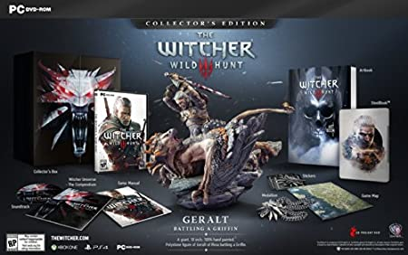 Witcher 3, The: Wild Hunt Collector's Edition - Windows (select)