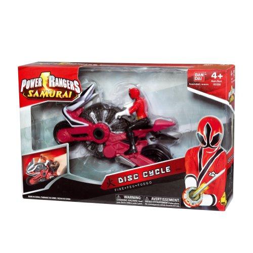 opiniones de bandai 31551 power rangers samurai moto power ranger rojo comprar en. Black Bedroom Furniture Sets. Home Design Ideas