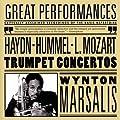 Haydn/Hummel/L. Mozart: Trumpet Concertos - Wynton Marsalis, English Chamber Orchestra, Raymond Leppard