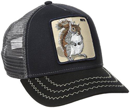 Goorin Bros. Men's Squirrel Master Baseball, Navy, One Size (Masters Trucker Hat compare prices)