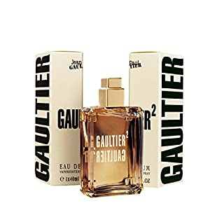 john paul gaultier 2 unisex eau de perfume 40 ml amazon. Black Bedroom Furniture Sets. Home Design Ideas