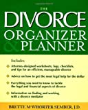 The Divorce Organizer & Planner
