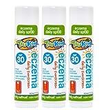 Tru Kid Eczema Daily Spf 30+ Face & Body Stick 3 Pack