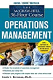 The McGraw-Hill 36-Hour Course: Operations Management (McGraw-Hill 36-Hour Courses)