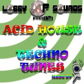 Acid house techno tunes kai acid for Acid house techno