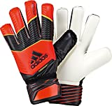 Adidas Predator Fingersave Replique Torwart Handschuhe solar red-black-solar gold - 8